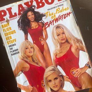 VINTAGE 1998 PLAYBOY BAYWATCH SPECIAL EDITION